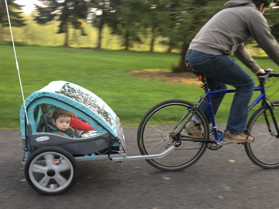Bike Trailer for Children