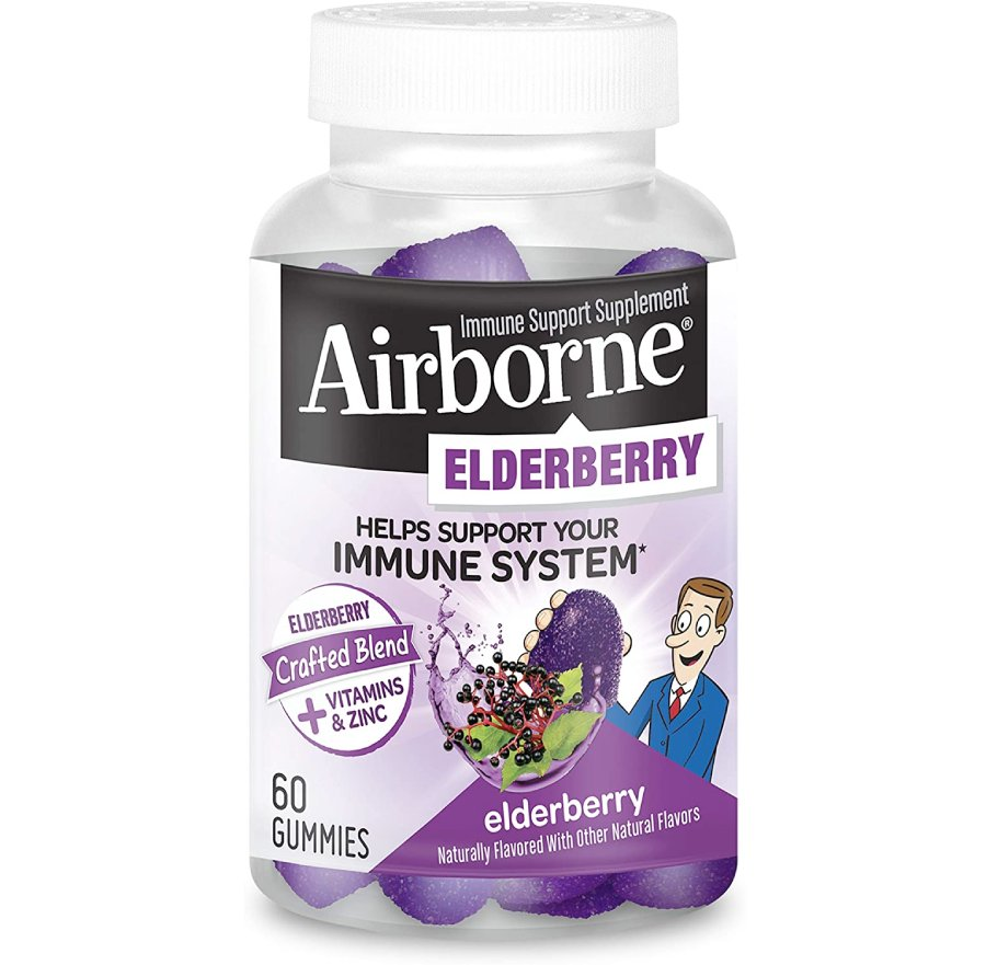 AirBorne Elderberry + Vitamins